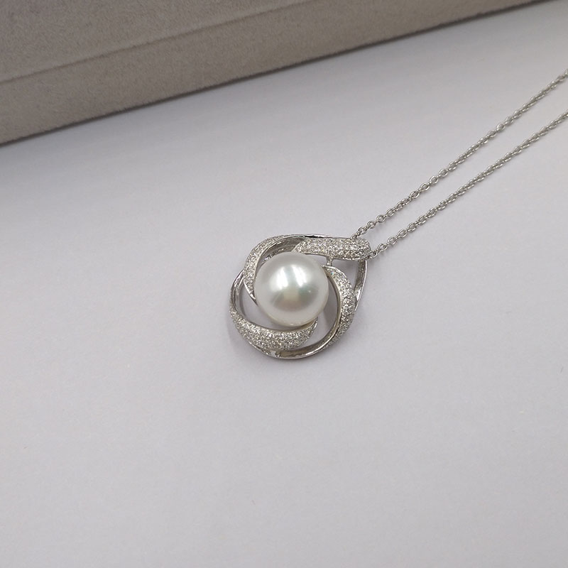 necklace in 925 sterling silver (4)