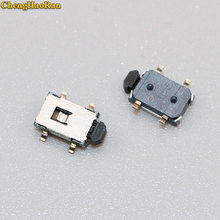 ChengHaoRan 10pcs micro switch switches button key FOR FIAT ALFA ROMEO SAAB car remote control key