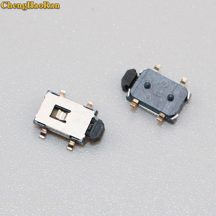 ChengHaoRan 10 шт. микро-переключатель, кнопка переключения для FIAT ALFA ROMEO SAAB, Автомобильный ключ дистанционного управления