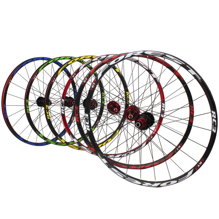 Vtt VTT vélo frein à disque à travers l'axe axe roues 15*100/12*142mm Super léger roues jante
