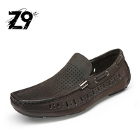Top New Men Boat Shoes Flats Loafers Breathable Oxford Air Moccasin Style Comfort Shoes Summer Spring