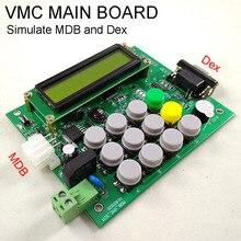 Торговый автомат VMC simulator MDB protocal interface Dex interface