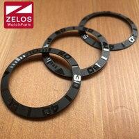 40 2mm 38 6mm 38mm New High Quality Ceramic RLX Watch Bezel Insert For Rlx Yacht