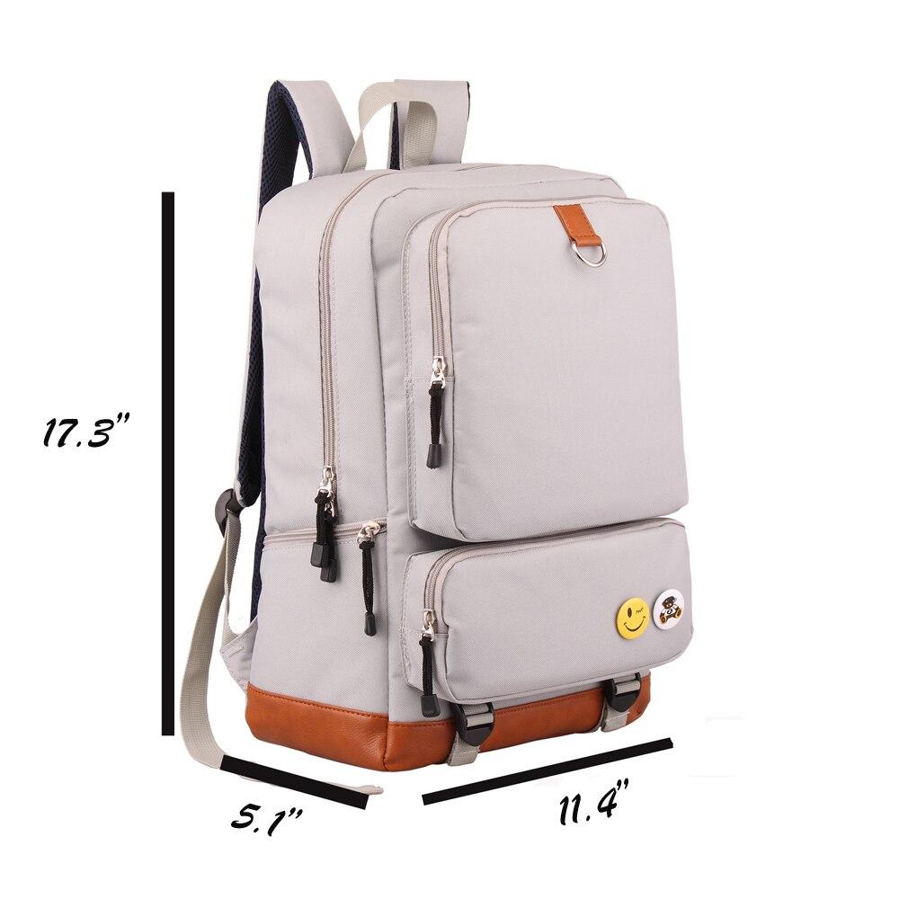 Забавный Мопс вытирая школьная сумка Повседневное облегченная холщовая Рюкзаки Школьный Рюкзак Для Путешествий Рюкзак