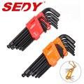 Набор шестигранных ключей SEDY 26 шт.  набор гаечных ключей с шестигранной головкой  складная отвертка с длинным рычагом  универсальный набор и...