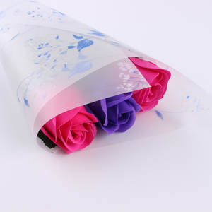 Top 10 gift wrapping clear list 10pc diy flowers bouquet packaging gift wrapping paper mightylinksfo