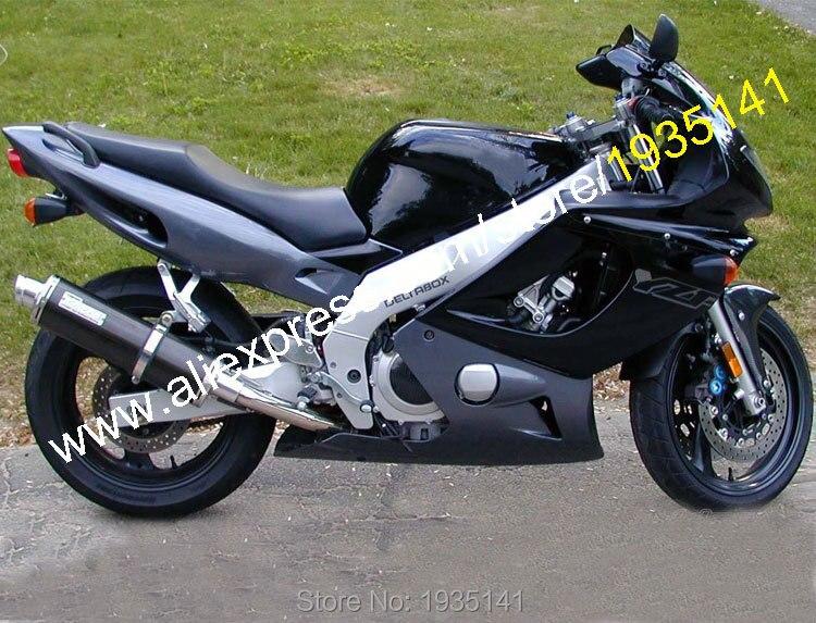 Offres spéciales, pour Yamaha Yzf600R pièces Thundercat 97-07 YZF-600 R 1997-2007 Yzf 600R noir gris pièces de rechange ABS carénage moto