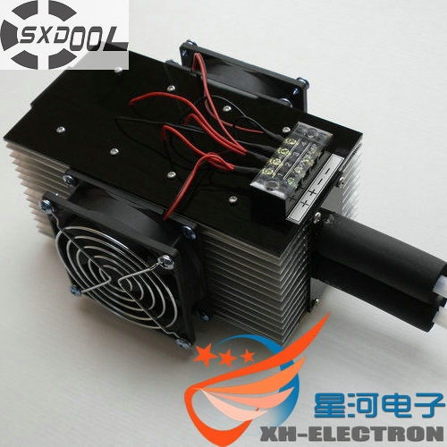 bilder für SXDOOL Kühlung! Die DIY elektronische Peltier-modul kühlschrank DC kühler CPU hilfs wassergekühlten 240 Watt super kälte
