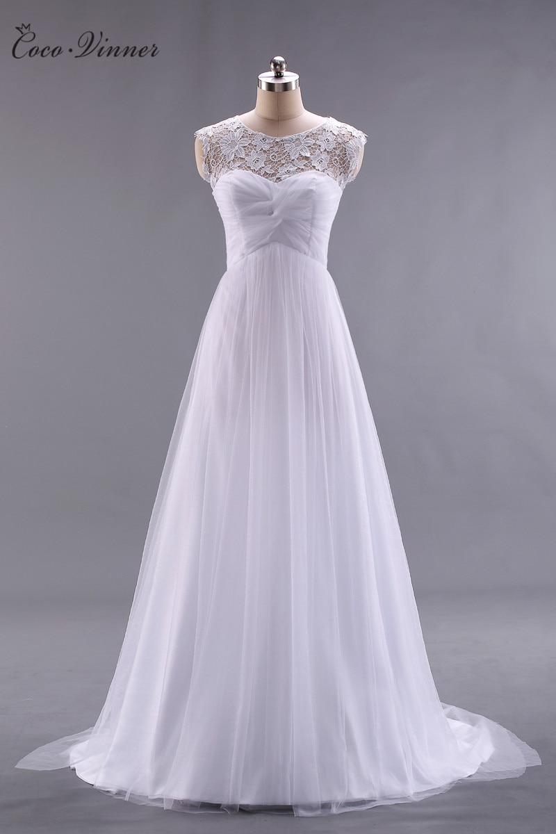 European New Fashion Double Shoulder Boho Beach Wedding Dress 2019 Plus Size High Waist Country Pregant Wedding Dresses W0196