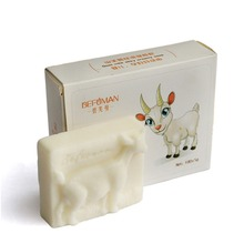 Anti-Mite Goat Milk Soap Anti-Acne Oil-Control Handmade Soap Nourishing Moisturizing Face Bath Mild Washing Products