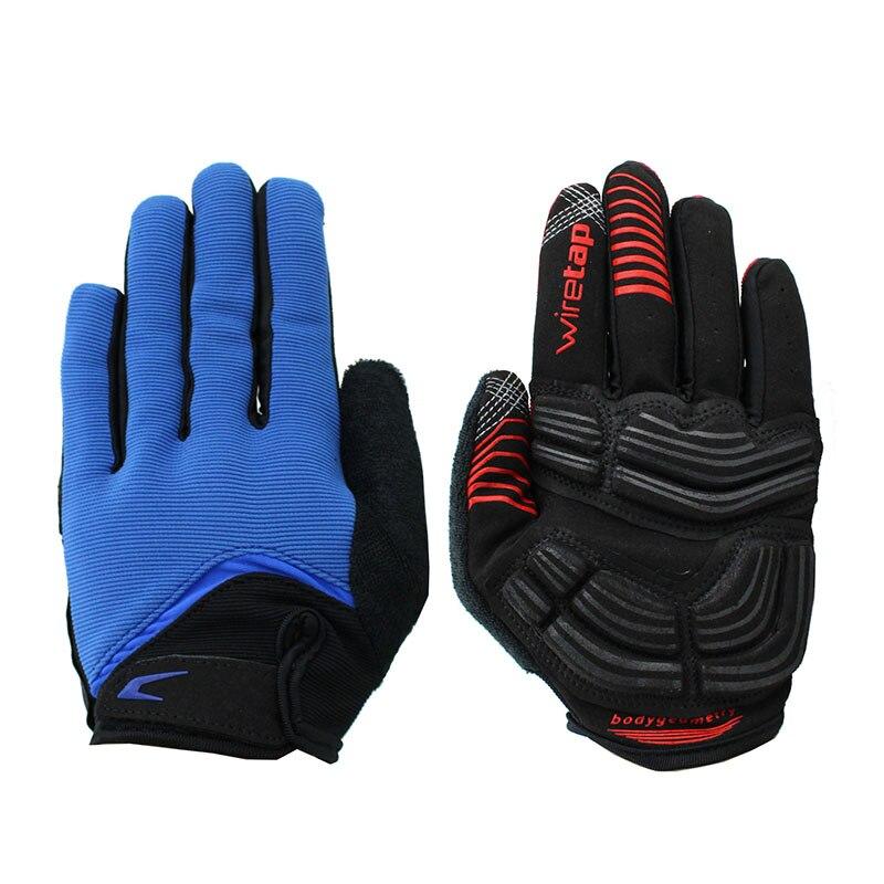 FTIIER Cycling Gloves Men Sports Half Finger Anti Slip Gel Pad Motorcycle MTB Road Bike Gloves M-XL 3 Colors Bicycle Gloves