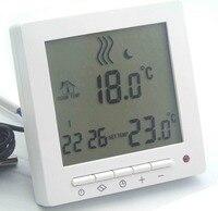 Dual Sensor Programmable EU thermostat floor heating system|system|   -