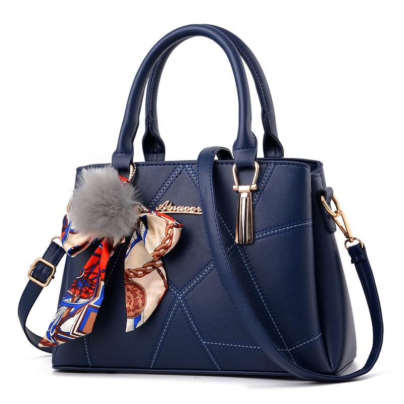 Ženske torbe Luksuzne torbice Znani oblikovalec Ženska torba Vrhunski ročaj Casual Tote Designer Visokokakovostni notranji žep