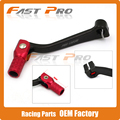 Aluminum Gear Shift Lever For ZONGSHEN NC250 NC 250CC KAYO T6 Bosuer Motorcycle Dirt Pit Bike Motocross Free Shipping