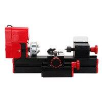Shipping From DE DIY Mini Lathe 6 In 1 Tool Saw Machine Driller Grinder Metal