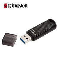 D'origine Kingston USB Flash Drive 128 gb Pendrive cle usb clés En Métal DTEG2 USB 3.1 Mémoire Bâton De Voiture Pilote U Disque Pen Drive