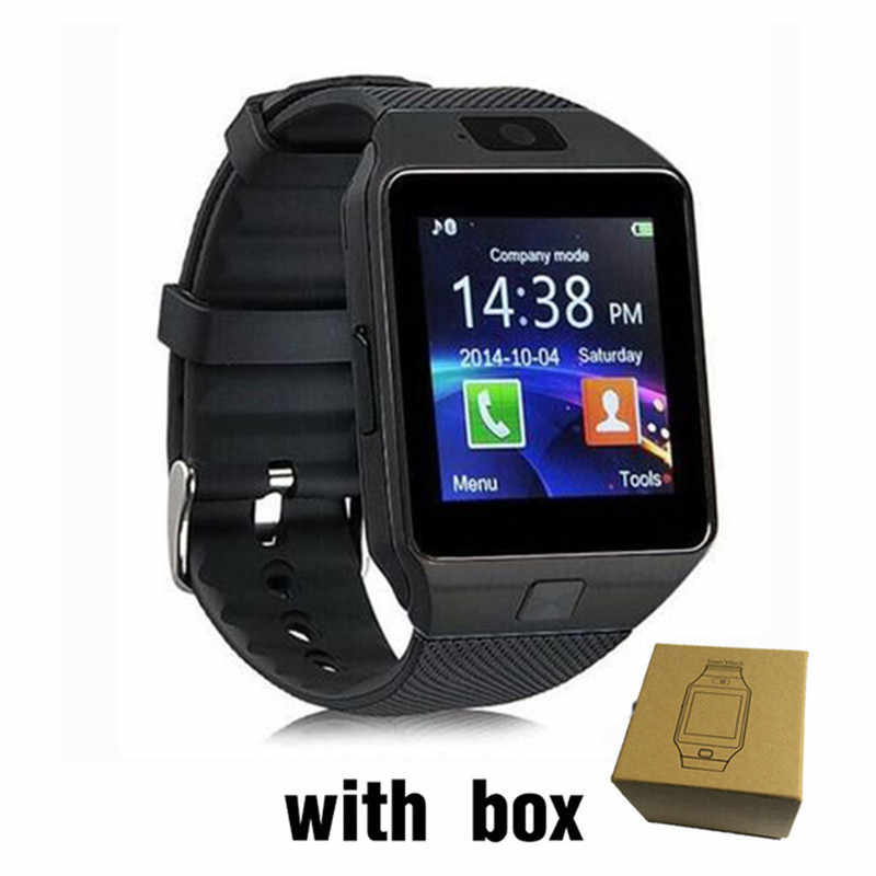 OGEDA 2019 Bluetooth Smartwatch Men DZ09 Android Call Relogio 2G GSM SIM TF Card Camera for iPhone Samsung HUAWEI PK GT08 A1