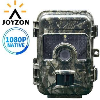 Hot Sale 1080P HD Hunting Camera 16MP 38pcs 940nm Infrared LEDs Hunting Traps Wildlife Trail Camera Night Vision Animal Photo цена 2017