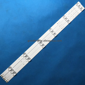 Image 2 - 3pcs LED Strip for LG 32 59cm 32LB550U LV320DUE 32LF5800 32LB5610 32LB550B 32LB580 32LB5600 UZ Innotek DRT 3.0 TV