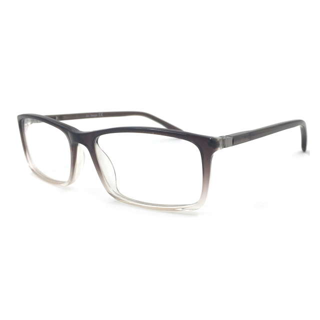 Laura Fairy High Grade Fashion Frame Eyeglasses Rectangle Shape Gradient Color Prescription Eyewear Frames