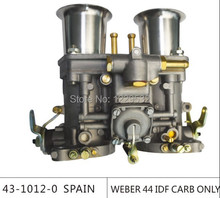 weber carburetor 44 IDF CARB para bug/bettle/vw dellorto carburetor