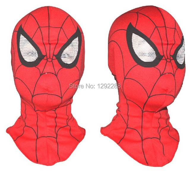 Cosplay Spiderman Mask