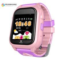 2018 IP67 Водонепроницаемый смарт-Сейф gps WI-FI местоположение Сенсорный экран sos-вызов Monitor наручные часы Finder Tracker часы для детей