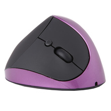 4 colors Wireless Vertical Gaming Mouse Ergonomic Optical Mouse 800 1200 1600DPI adjustable 6 Buttons raton inalambrico