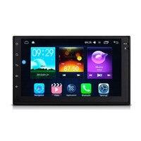 7 дюймов автомобиль интеллектуальные gps навигатор Android универсальный Bluetooth WI FI USB/SD аудио плеер Vedio автомобиль универсальный инструмент