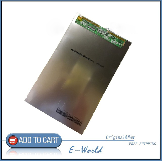 Original 9.6inch 34pin LCD Screen BP096WX1-100 BP096WX1 For Tablet PC Free Shipping