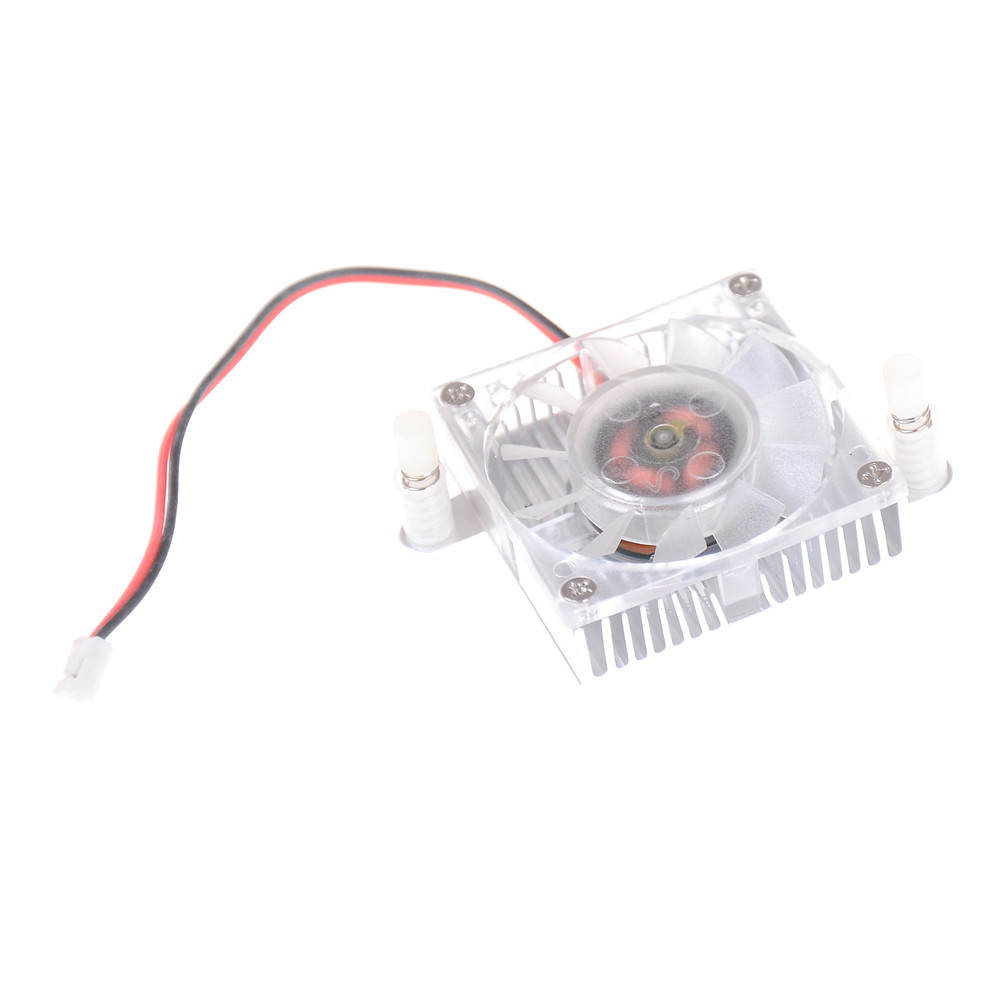 GPU VGA card cooler video card aluminum Heatsinks Cooling Fan for 40mm mounting holes 2pin