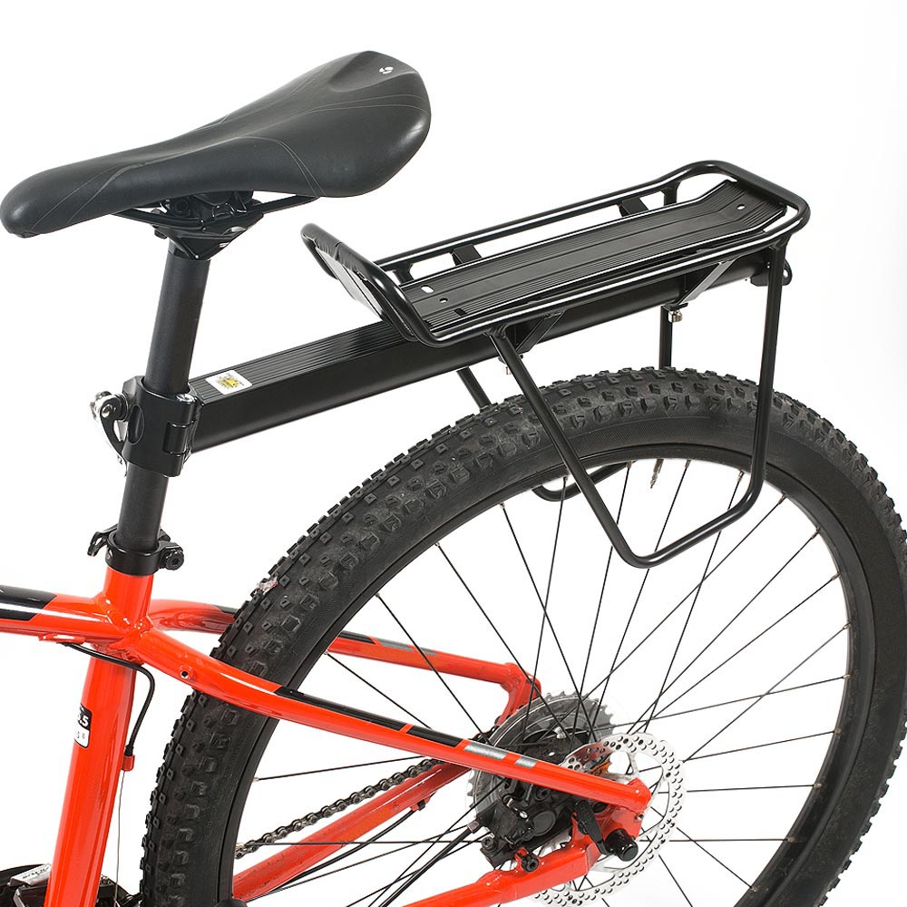 racks rack rockbros shelf item rear carrier bike alloy cycling cargo bicycle road mountain seat