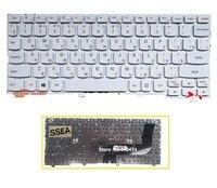 Brand New RU Keyboard White For Lenovo Ideapad Yoga 11S Yoga11S S210 S210T S215 S215T Laptop