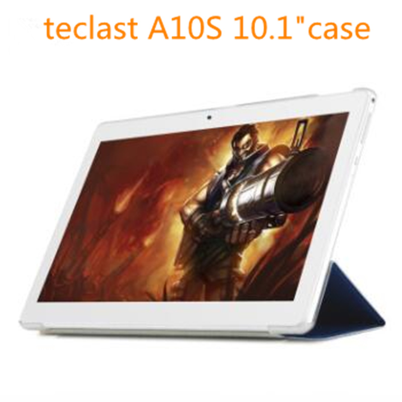 For <font><b>Teclast</b></font> A10S case High quality Stand Pu Leather Case for <font><b>Teclast</b></font> A10S <font><b>A10H</b></font>/98 Octa Core Upgraded version MTK6753 4G + gifts image