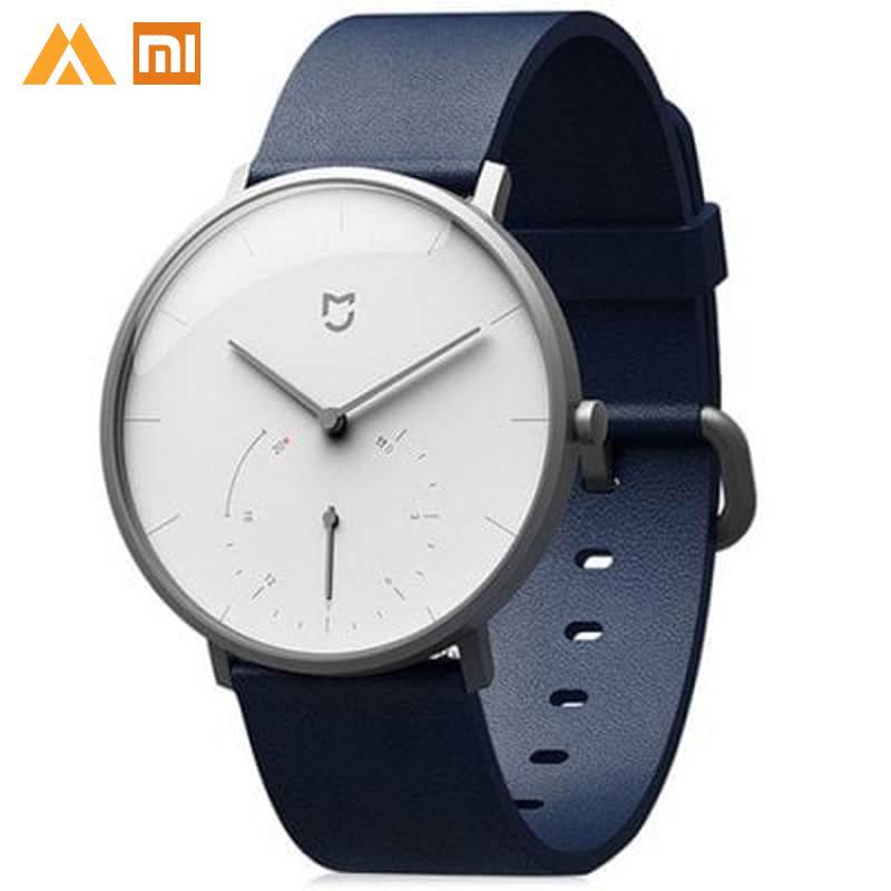 Xiaomi Youpin Dubbele Wijzerplaat Automatische Kalibratie Gratis Opladen Stap Smart Waterdichte Quartz Horloge-in slimme afstandsbediening van Consumentenelektronica op  Groep 1
