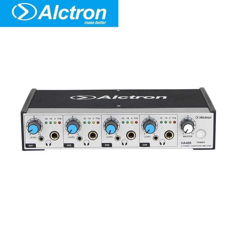 Alctron HA400 amplificador de auriculares compacto profesional usado - Audio y video portátil - foto 4
