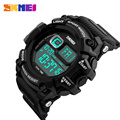 Fashion Men Sports Watches Dive 50m Digital LED Military Watch Men Fashion Casual Electronics Wristwatches Hot SKMEI Brand Clock
