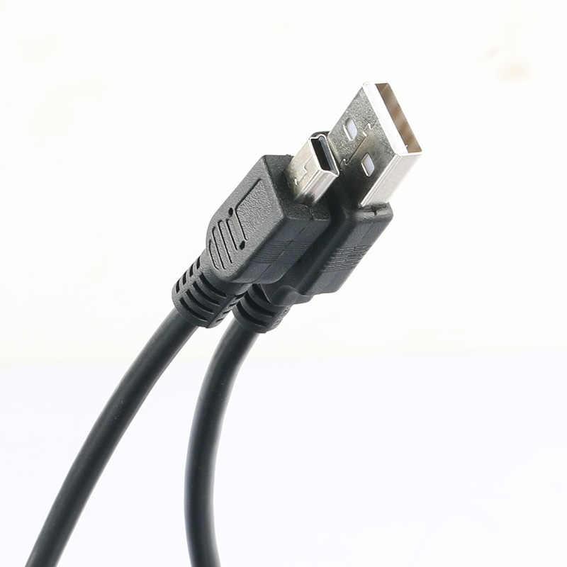 Mini Sincronización de datos USB Cable De Datos Cable Para Cámara Canon Eos 550D