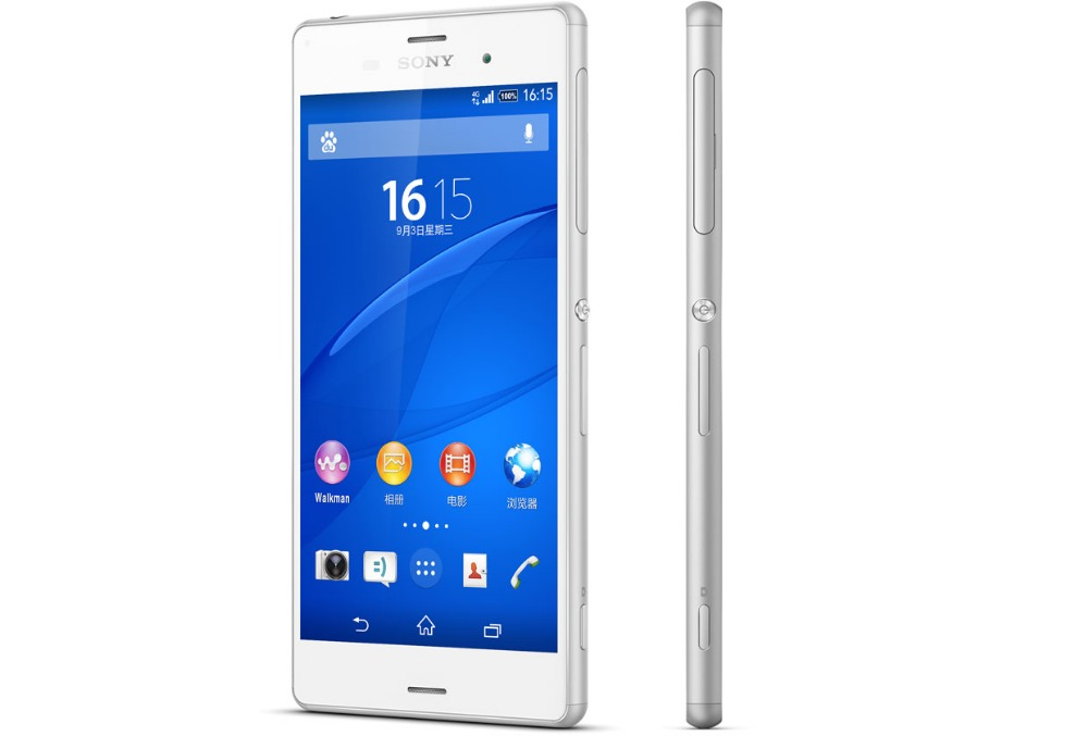 Original Refurbished Sony Xperia Z3 D6603 Phones With 3GB RAM And 16GB/32GB ROM 2