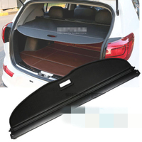 Fit For 07 13 nissan qashqai cargo blind cover parcel shelf shade trunk liner