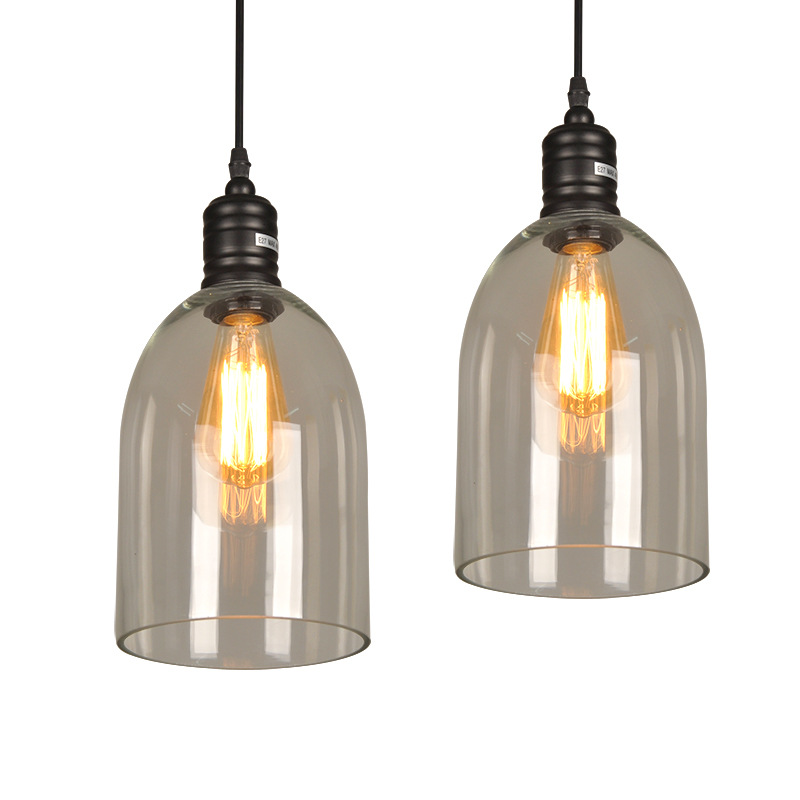 Modern Pendant Lights Glass Pendant Lamp for Living room Globe Hanglamp Kitchen Fixtures Luminaria Bar Lighting Vintage Light dx vintage lights pendant antler metal pendant lights verlichting hanglamp bar pendant light dinning room