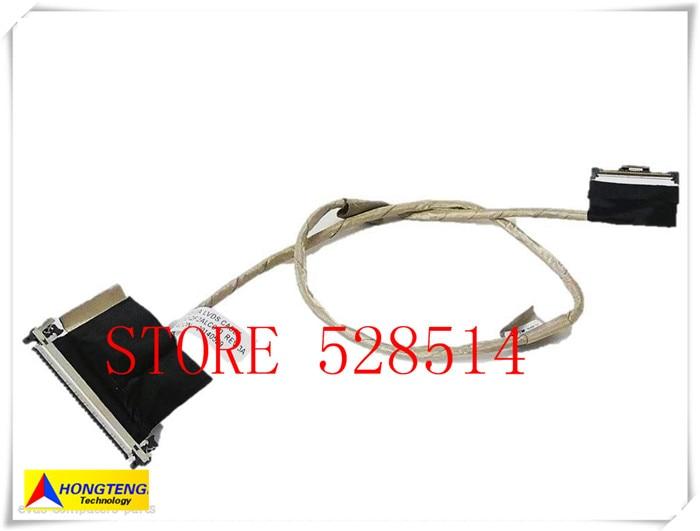 ФОТО Original For Dell Inspiron 20 19.5 Video Cable Flex PN DDQF2ALC010 013P5F Free Shipping
