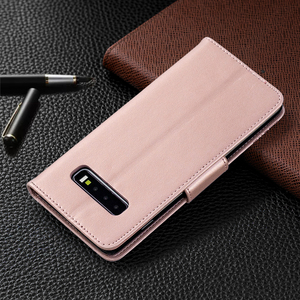 Image 3 - PU Leather Case For Samsung Galaxy A10 A20 A30 A40 A50 A70 A10E A20E Note 10 Plus S10 S9 Plus M10 M20 M30 Flip Wallet Case Coque