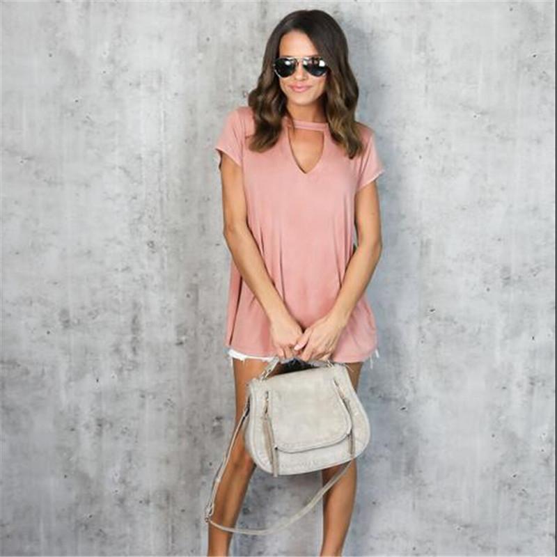HTB1oe0rQFXXXXcYXFXXq6xXFXXXk - Women Fashion T-Shirts Summer Cotton Short Sleeve Casual