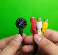 NEW HD Mini CCTV Audio IR Camera IN Security Surveillance Micro 700TVL Night Vision MINI CCTV
