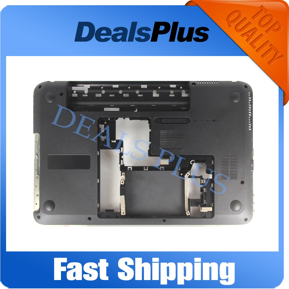 Replacement New D Shell For HP For Pavilion DV6 DV6-6000 Bottom Base Case Cover 665298-001 640419-001 677174-001 genuine new original bottom shell base cover lower case laptop replacement 665978 001 680944 001 for hp pavilion dv7 dv7 6000