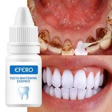 цена на EFERO Teeth Whitening Serum Remove Plaque Stains Brighten Tooth Whitening Oral Hygiene Clean Serum Bleaching Tool Whitening Gel