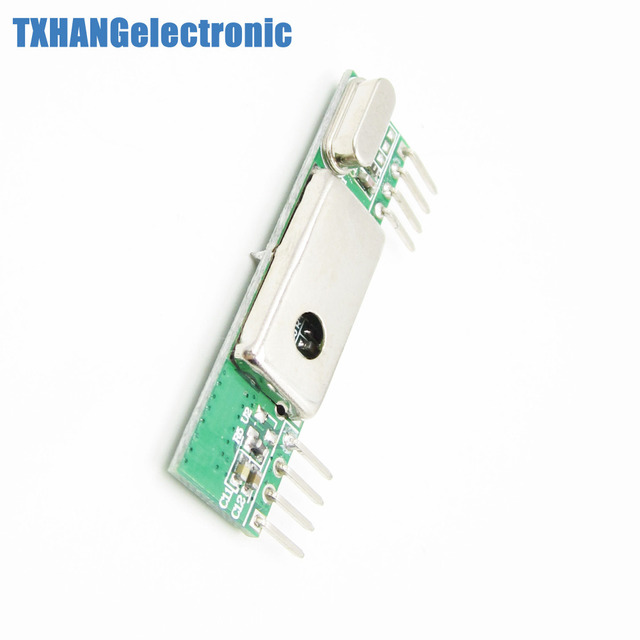 RXB6 433 мГц супергетеродинного Беспроводной модуль приемника