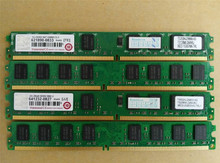 High quality Transcend 2G DDR2 800 PC2-6400U selling all kinds of boards & consulting us