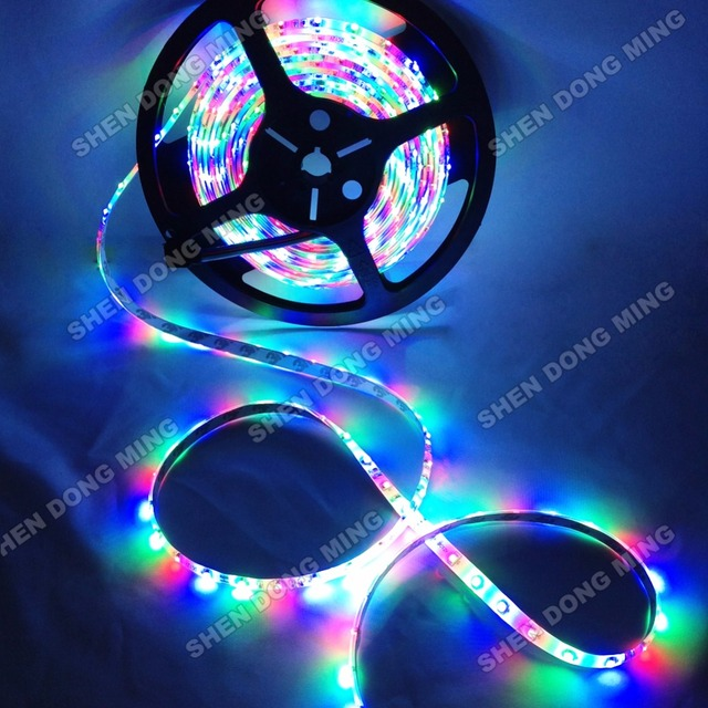 Aliexpress buy 30mlot waterproof 3528 colour changing led 30mlot waterproof 3528 colour changing led strip p65 60ledsm flexible tape tv aloadofball Images